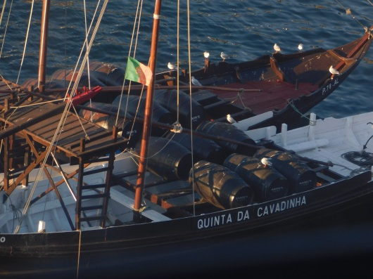 Porto Wine Boats
