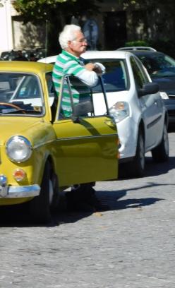 Lime Green MG