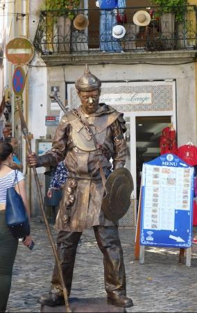 Bronze Man