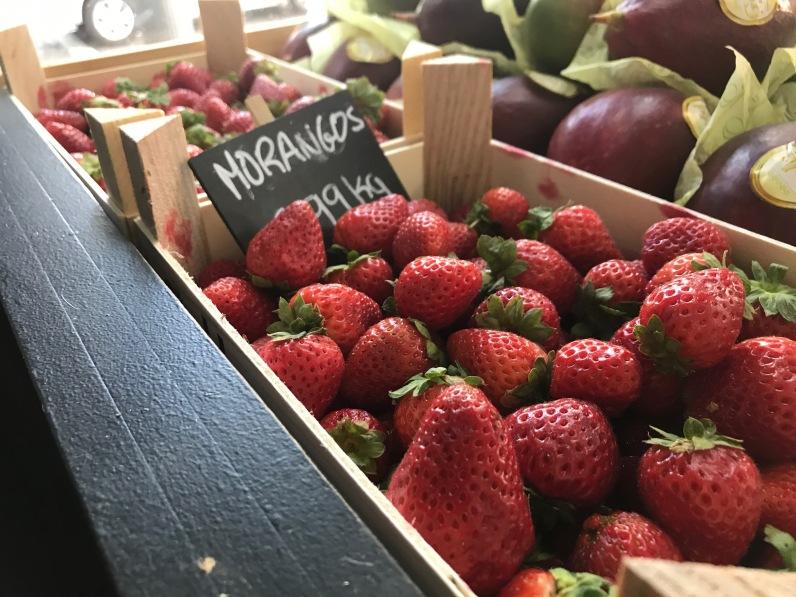 Fruit and Vegetable Market, Barrio Alto