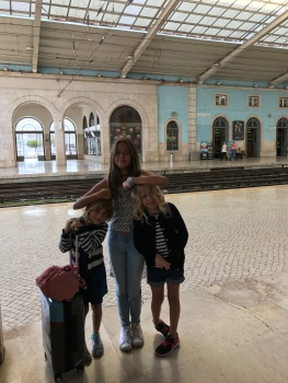 Lisboa Train Station