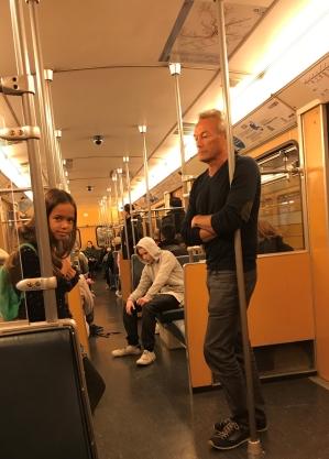 U-Bahn (Underground Railway)