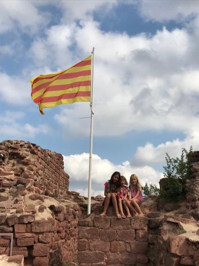 Cervelló Castillo Ruin