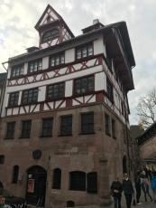 Albrecht Dürer Haus Exterior