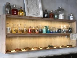 The Artist's Alchemy Shelf