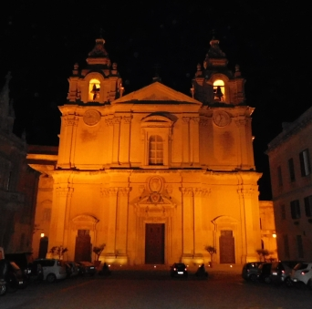 St.Paul's Cathedral, Mdina