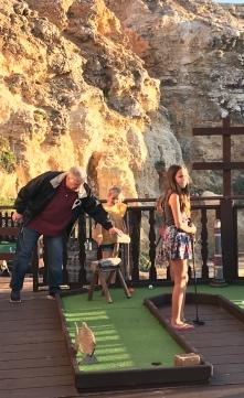 Rigorous Mini Golf Popeye's Village