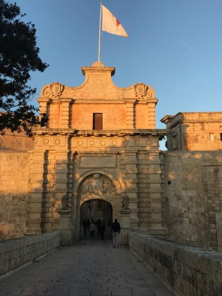 Gate to Mdina