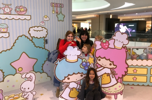 Twin Stars Sweets Shop, HK