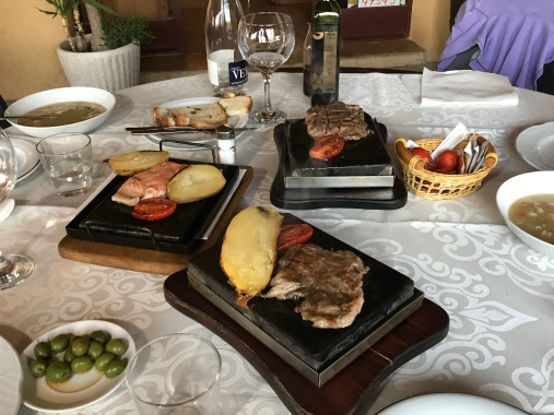 Three Course Menu, Spain