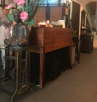 Temple Leaf Reception
